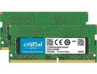 Crucial 2 x 16GB DDR4 2666 MT/s (PC4-21300) CL19 DR 4SFD