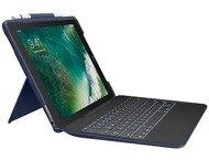 Logitech Slim Combo iPad Pro 10,5 (QWERTY) -  Blauw