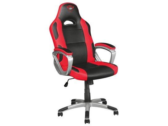 Gaming Stoel Goedkoop : Trust gxt ryon gaming chair art craft