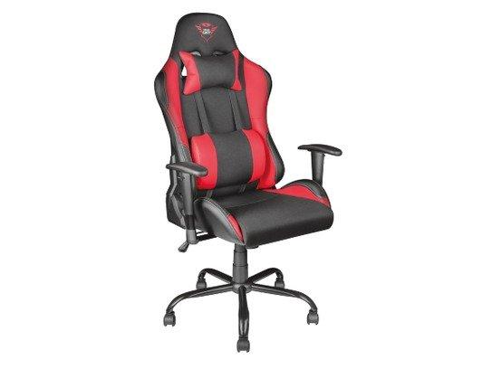 Gaming Stoel Goedkoop : Trust gxt resto gaming chair art craft