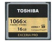 Toshiba Compact Flash - CF Exceria Pro C501 (W150/160) 16GB