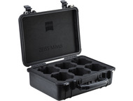 Zeiss Milvus Transport case (without inlays and lenses)