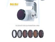 NiSi DJI Phantom 4 Pro filter kit