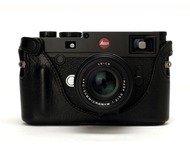 Artisan  Artist LMB half-case Leica M10 black