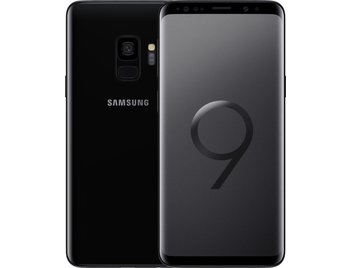 Samsung Galaxy S9 - Zwart