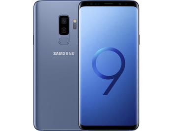 Samsung Galaxy S9 Plus - Blauw