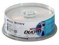 Sony DVD+R 16X Spindle-Bulk 25pcs