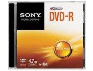 Sony DVD-R 16X Slim Case