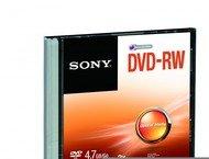 Sony DVD-RW Slim Case