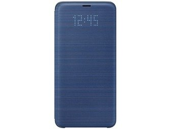 Samsung LED view cover - blauw - Galaxy S9 Plus