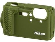 Nikon Coolpix W300 Silicone Jacket Green