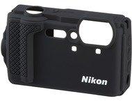Nikon Silicone Hoes Zwart