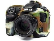 easyCover Body Cover for Nikon D500 Camouflage