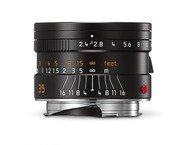 Leica M Summarit 35mm f/2.4 - Zwart