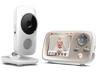 Motorola MBP667 C Babyfoon Video 2.8 - Combo - 180m
