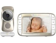 Motorola MBP845 C Babyfoon Video 5.0 - Combo - 300m