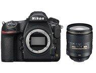 Nikon D850 Boîtier + 24-120mm f/4.0 - Noir