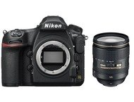 Nikon D850 Body + 24-120mm f/4.0 - Zwart
