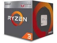 AMD Ryzen 3 2200G 3.7GHz QuadCore RX Vega
