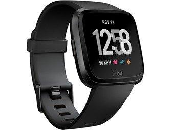 Fitbit Versa - Zwart