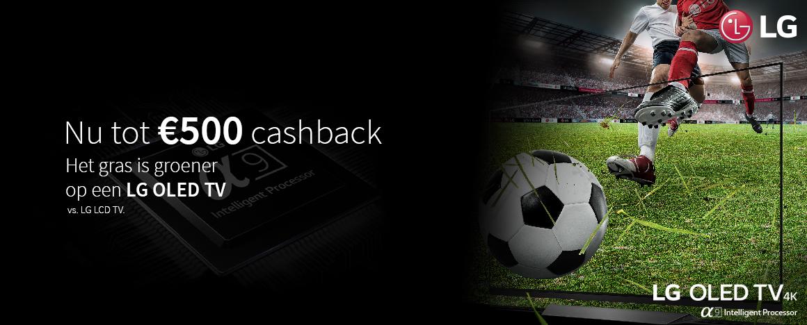 LG - OLED Cashback