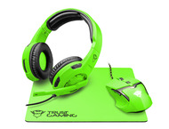 Trust Spectra GXT790SG Gaming Bundle - Neon Green
