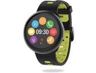 MyKronoz ZeRound2 HR premium smartwatch - zwart geel