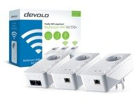 Devolo 8207 dLAN Multiroom Wifi Kit 550+ (BE)
