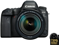 Canon EOS 6D Mark II Body + 24-105mm f/3.5-5.6 - Zwart