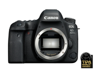 Canon EOS 6D Mark II Body - Zwart