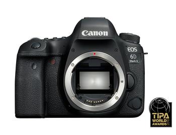 Canon EOS 6D Mark II Body - Zwart