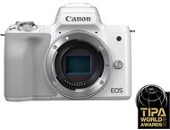 Canon EOS M50 Boîtier - Blanc