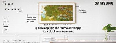 Samsung - The Frame cashback