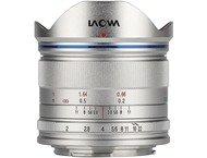 Venus LAOWA 7.5mm f/2 - Lightweight Silver - M4/3