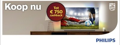 Philips - WK Cashback