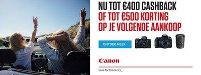 Canon - Summer Cashback