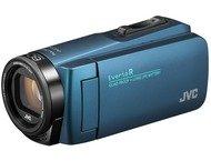 JVC GZ-R495AEU blauw incl tas + SD kaart