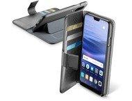 Cellularline Huawei P20 Lite, hoesje book agenda, zwart