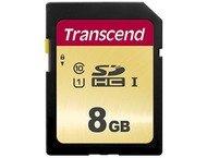 Transcend SDHC 8GB UHS-I U1, MLC