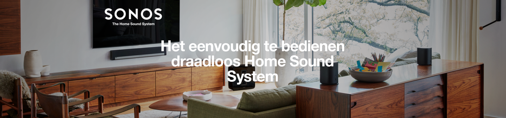 Sonos: The Home Sound System