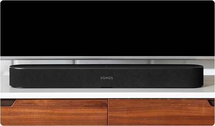 Sonos BeamDe gloednieuwe Sonos Beam