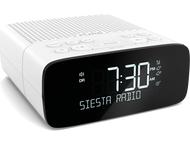 Pure Siesta Wekkerradio S2 White PT5800