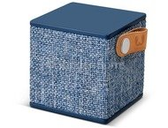 Fresh n Rebel Rockbox Cube Fabriq Edition - Indigo