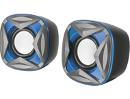 Trust Xilo Compact 2.0 Speaker Set - blue