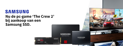 Samsung - SSD + The Crew 2