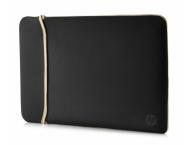 HP 15.6 Reversible Sleeve Black/Gold REVERS16BG
