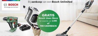 Bosch - Cashback of Cadeau