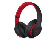 Apple Beats Studio 3 WL Defiant Black-Red-ZML