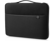 HP 15.6 inch Carry Sleeve Black/Silver CARRY16
