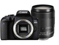 Canon EOS 800D Body + 18-135mm - Zwart